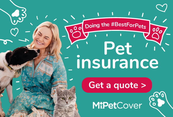 Get a quote for MiPet Cover